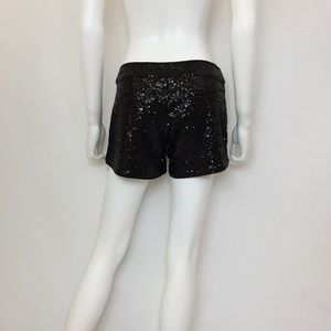 Cache Shorts - Cache Sequin Shorts 4